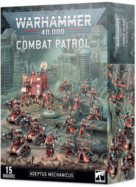 Combat Patrol Adeptus Mechanicus