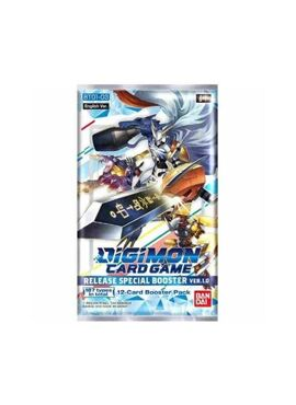Digimon Special Release Booster v1.0