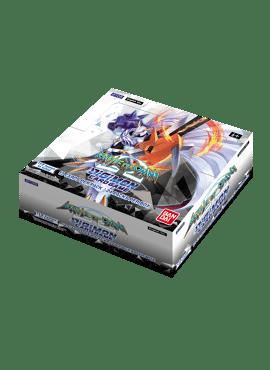Digimon Battle of Omni Booster Display