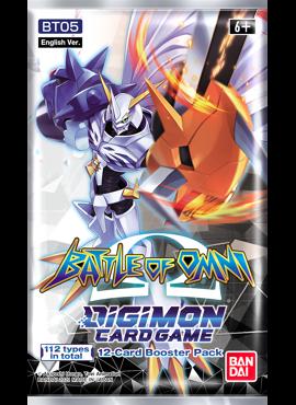 Digimon Battle of Omni Booster