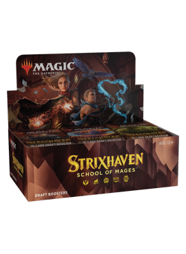 Strixhaven Draft Booster Display