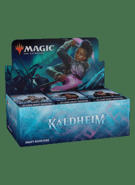 Kaldheim Draft Booster Display