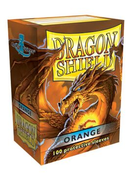 Dragon Shields: Orange