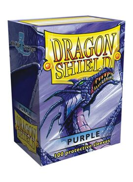Dragon Shields: Purple