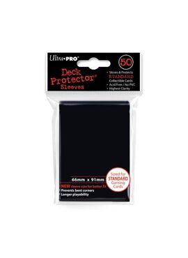 Deck Protectors: Solid Black