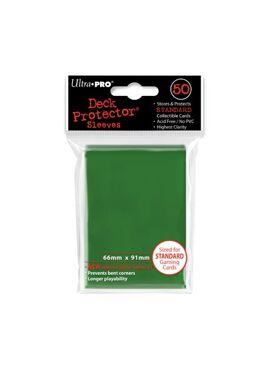 Deck Protectors: Solid Green