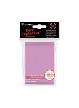 Deck Protectors: Solid Pink