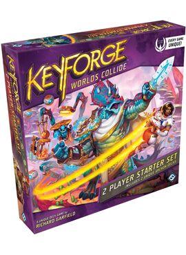 Keyforge: Worlds Collide Starter Set