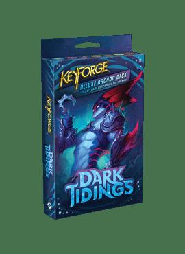 KeyForge Dark Tidings Deluxe Archon Deck