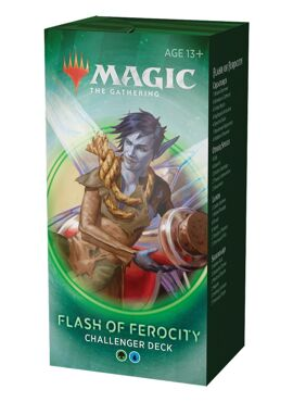 Challenger Deck: Flash of Ferocity