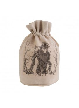 Forest Dice Pouch