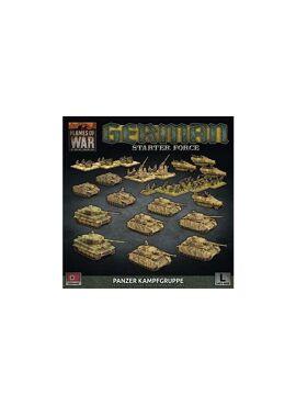 Panzer Kampfgruppe German Starter Force