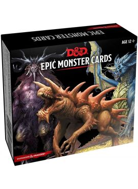 Monster Cards: Epic Monsters