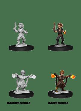 Nolzur's Miniatures: Female Gnome Artificer