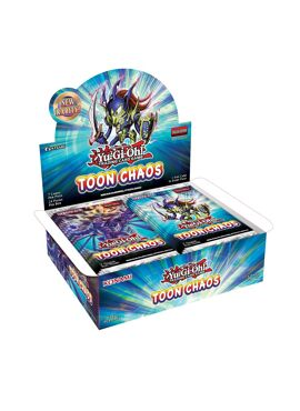 Toon Chaos Unlimited Boosterbox
