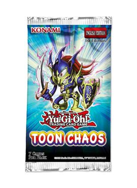 Toon Chaos Unlimited Booster