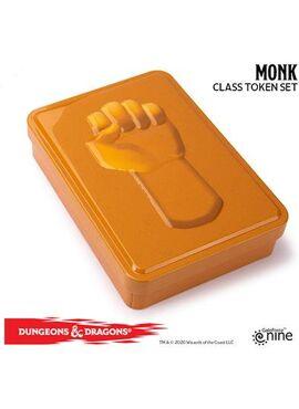 Class Token Set: Monk