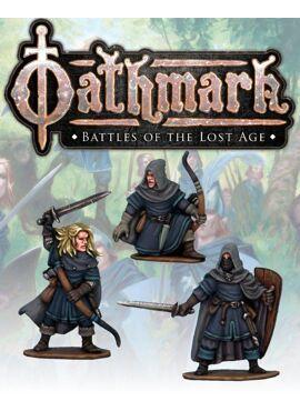 Oathmark Elf Light Infantry Heroes