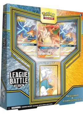 League Battle Deck: Reshiram & Charizard