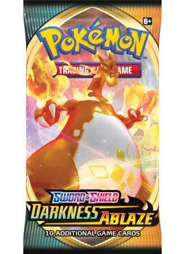 Darkness Ablaze Booster