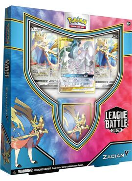League Battle Deck: Zacian V
