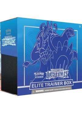 Battle Styles Elite Trainer Box (Blauw)