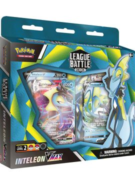 League Battle Deck: Inteleon