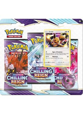 Chilling Reign Tripack Eevee