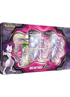 V Union Special Collection: Mewtwo
