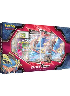 V Union Special Collection: Zacian