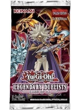 Legendary Duelists: Rage of Ra Booster