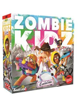 Zombie Kidz Evolution (NL)
