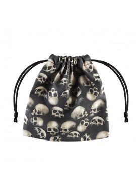 Skull Dice Bag