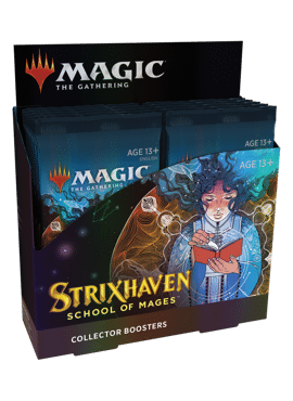 Strixhaven Collector Booster Display