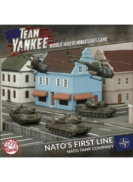NATO's First Line