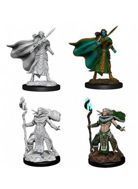MTG Deep Cuts: Elf Fighter & Elf Cleric
