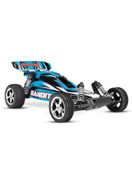 Traxxas Bandit RTR 2.4GHz TQ (incl. battery and charger)