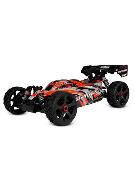 PYTHON XP 6S Combo - w/ LiPo Battery Power Racing 50C 4S 5400mAh and Rc Plus power plus 80 charger AC-DC 80 Watt  + Gratis Team-Corally Poster TWV: €9,95