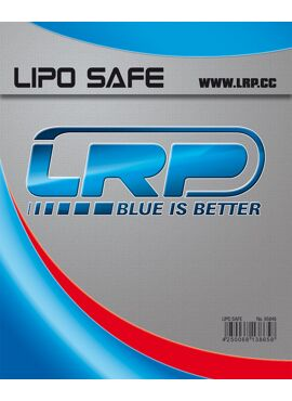 LRP LiPo Safe Charging Bag, 18 x 22 cm