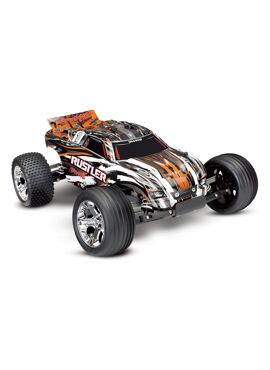 TRAXXAS Rustler RTR 2,4Ghz (incl. battery and charger)