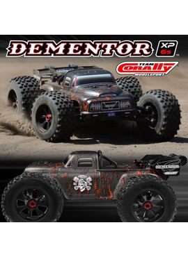Dementor 6S 1/8 Monster Truck