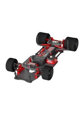 Team Corally - SSX-10 Car Kit - Chassis kit , zonder electronica, motor, body, banden