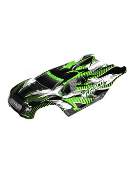 Team Corally - Polycarbonate Body - Muraco XP 6S - Painted - Cut - 1 pc