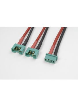 G-Force RC - Y-kabel serieel MPX, silicone kabel 14AWG (1st)
