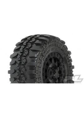Interco TSL SX Super Swamper SC 2.2/3.0 Tires Mounted on F-1, PR10103-11