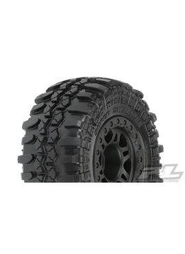 Interco TSL SX Super Swamper SC 2.2/3.0 Tires Mounted on S, PR10103-22