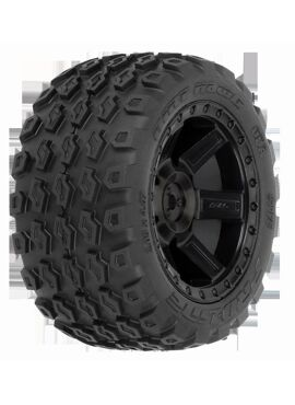Dirt Hawg 2.8 (Traxxas Style Bead) All Terrain Tires Moun