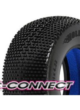 Hole Shot 2.0 SC M3 (Soft) Tires (2) for Slash 2WD, Slash