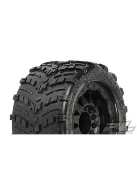 Shockwave 3.8 (Traxxas Style Bead) All Terrain Tires Mounted