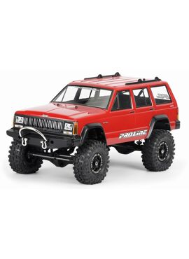 1992 Jeep Cherokee Clear body for 1:10 Scale Crawlers, PR3321-00